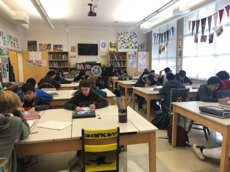 Seniors Struggle to Avoid Senioritis as the Last Semester of High School Approaches