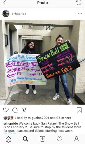 SRHS Students Protest Climate Change in SF