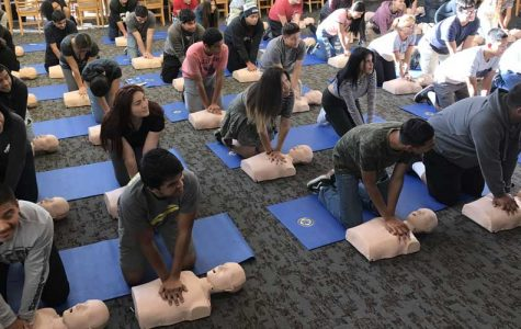 UPDATED: Staff CPR Certification Concerns SRHS Students