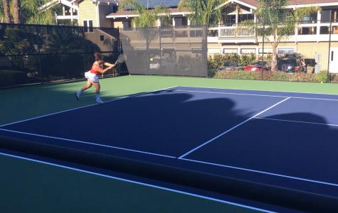 Kava Taufa is a San Rafael Tennis Legend
