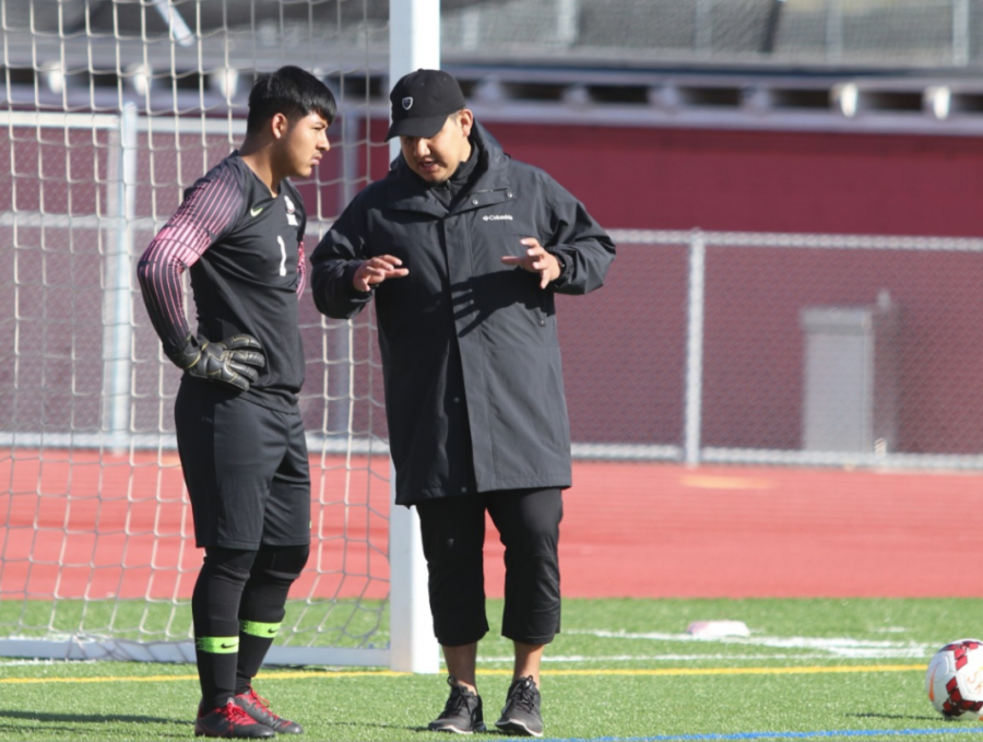 One of Californias Youngest Athletic Directors Keeps Taking on New Roles