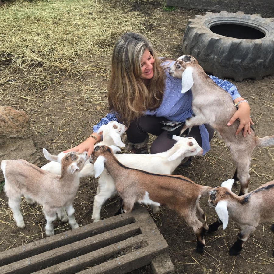 Maika Llorens Gulati: San Rafael's One-Woman Whirlwind