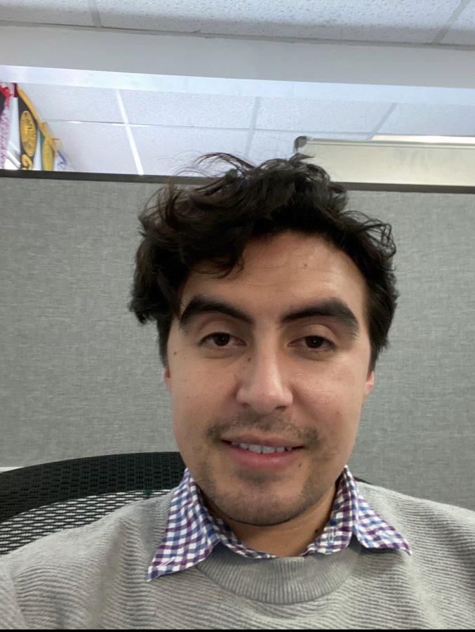 Henry Velásquez, UP Supervisor