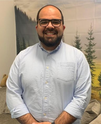SRHS Welcomes back Armando Oseguera as Assistant Principal